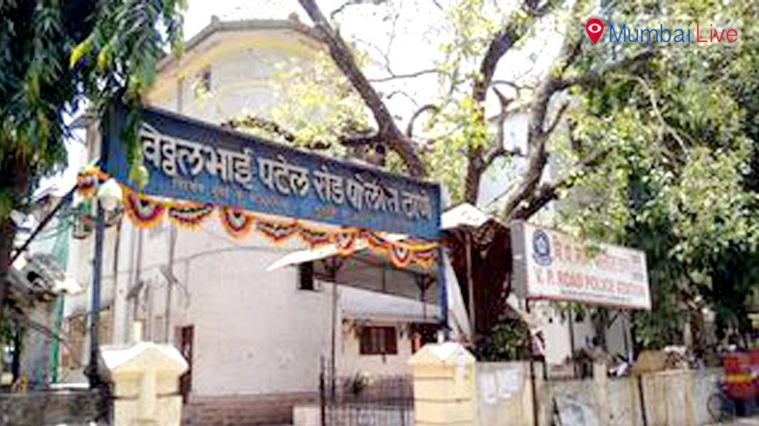 Dead body at Sai Shraddha guest house