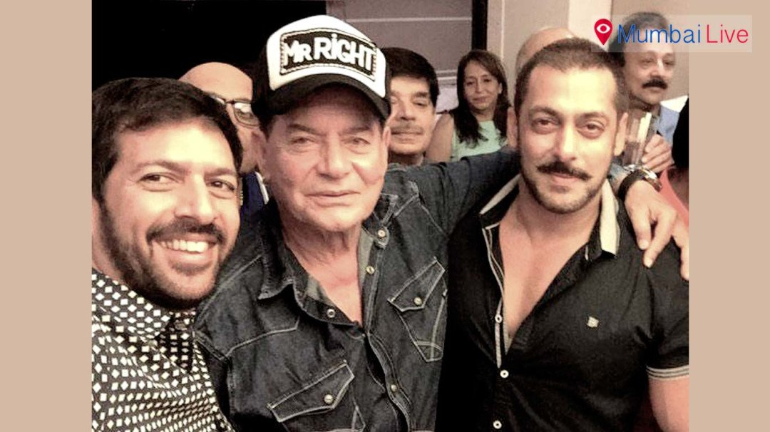 Salim Khan refuses to write for 'Bajrangi Bhaijaan'