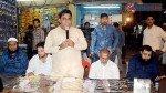 Rais Shaikh tries his luck in Byculla