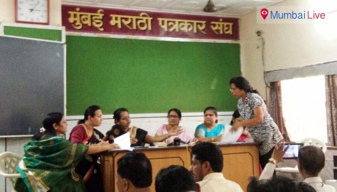 Make the women independent - Dr. Chhayatai Mahale