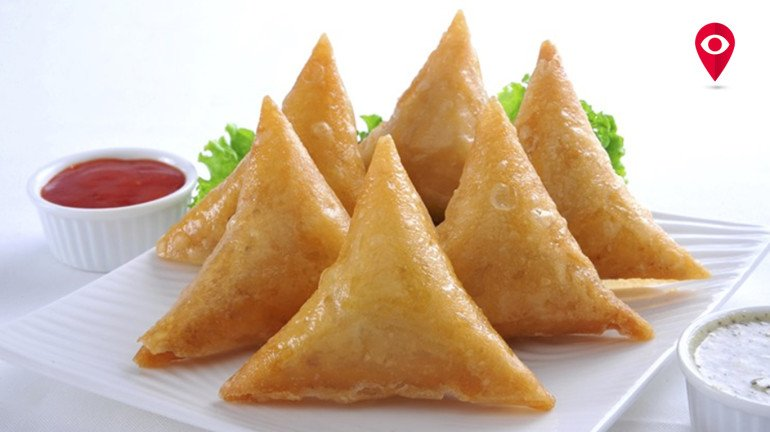 Eating Samosas over Burgers is healthier according to research