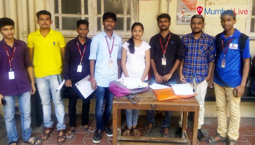 Samyak Andolan initiates first unit in Ruia college