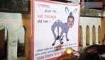 Posters against Sanjay Nirupam surface in Parel