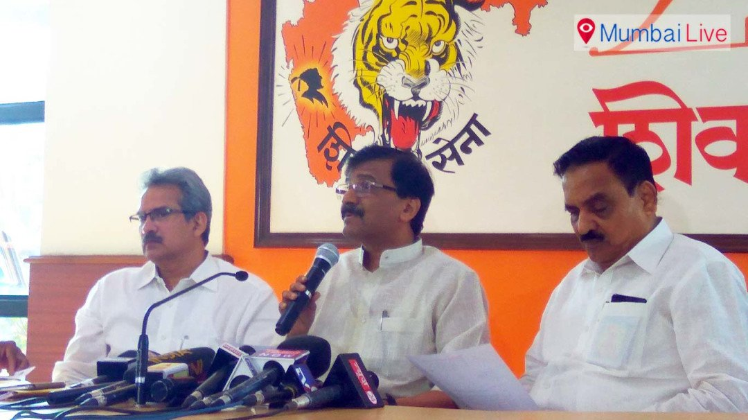 CM has violated code of conduct – Sanjay Raut