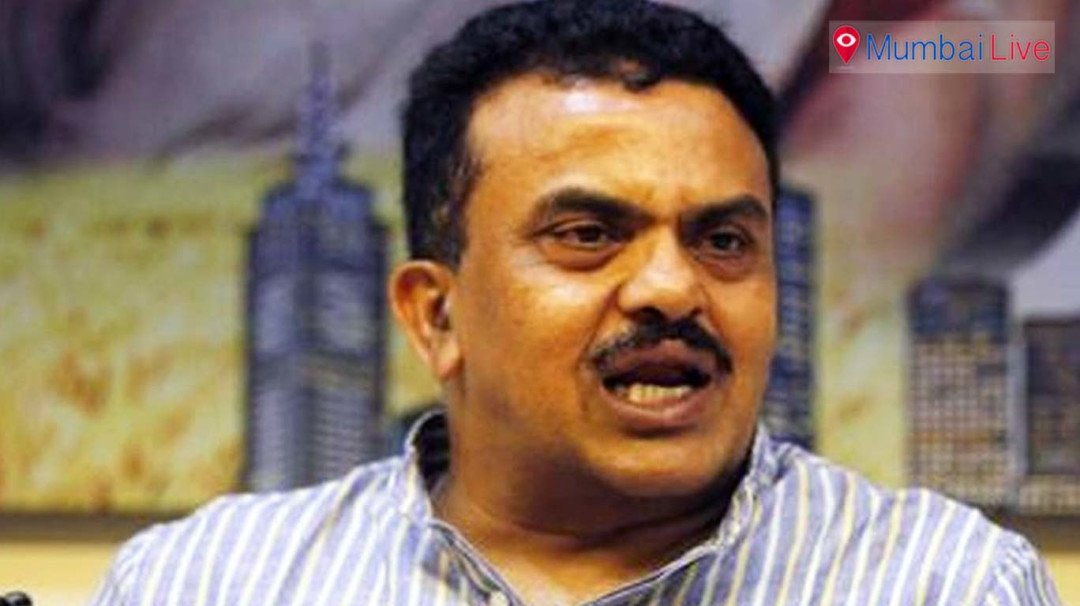 संजय निरुपम यांचा अध्यक्षपदाचा राजीनामा
