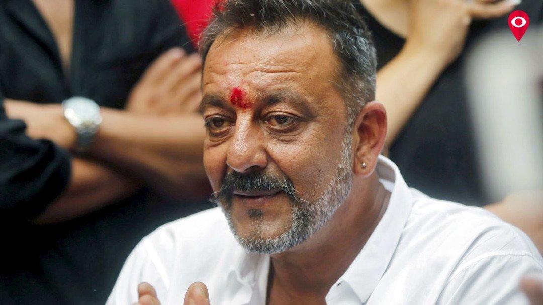 संजय दत्त विरोधात जामीनपात्र अटक वॉरंट
