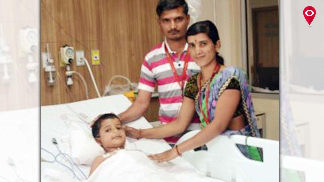उजव्या बाजूला हृदय असणाऱ्या संकेतवर यशस्वी शस्त्रक्रिया