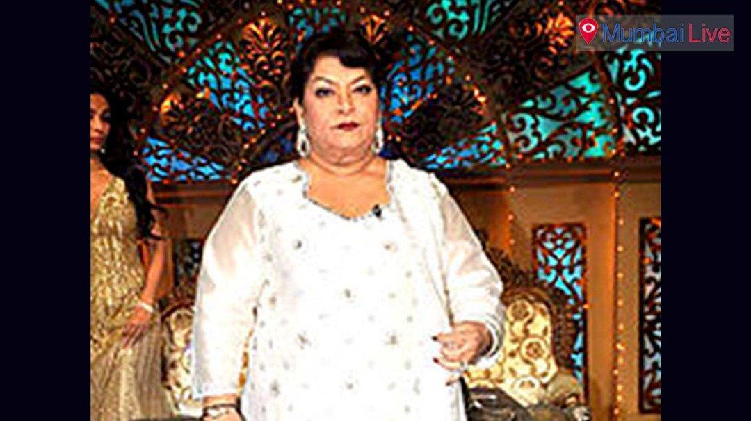 Saroj khan is miffed
