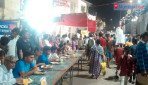 Shiv Sena organises Bhandara for devotees