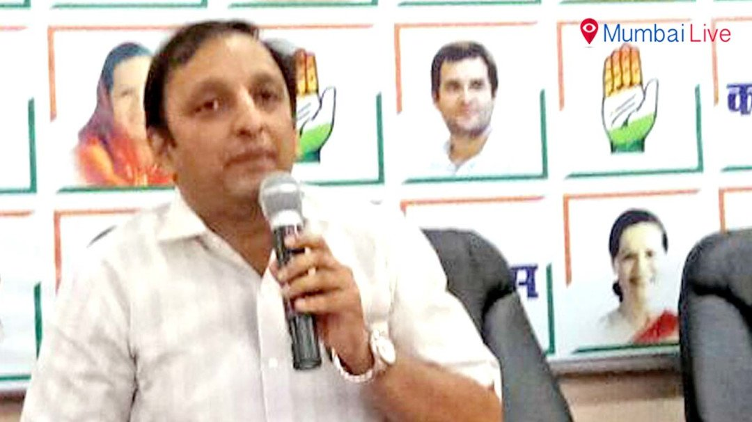 Sachin Sawant alleges BJP of luring victorious corporators