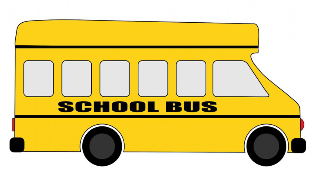 School buses on invalid run!