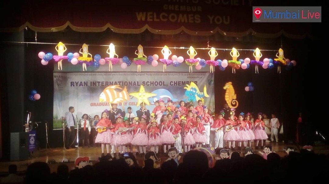 Ryan school celebrates graduation day