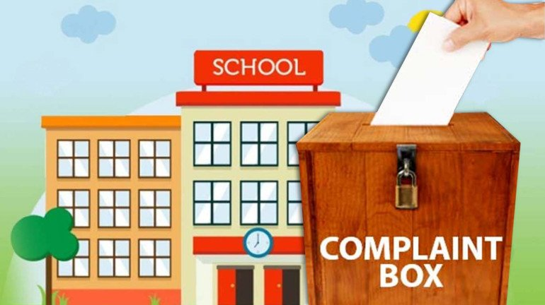 Schools to put up complaint boxes to address the problems of students