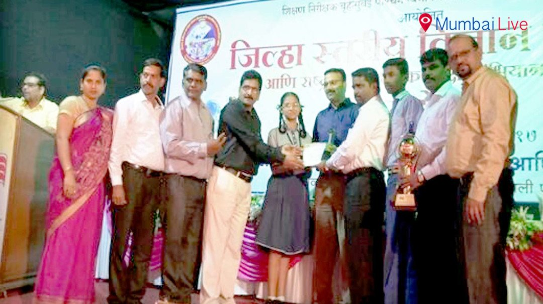Shramik Vidyalaya wins first position