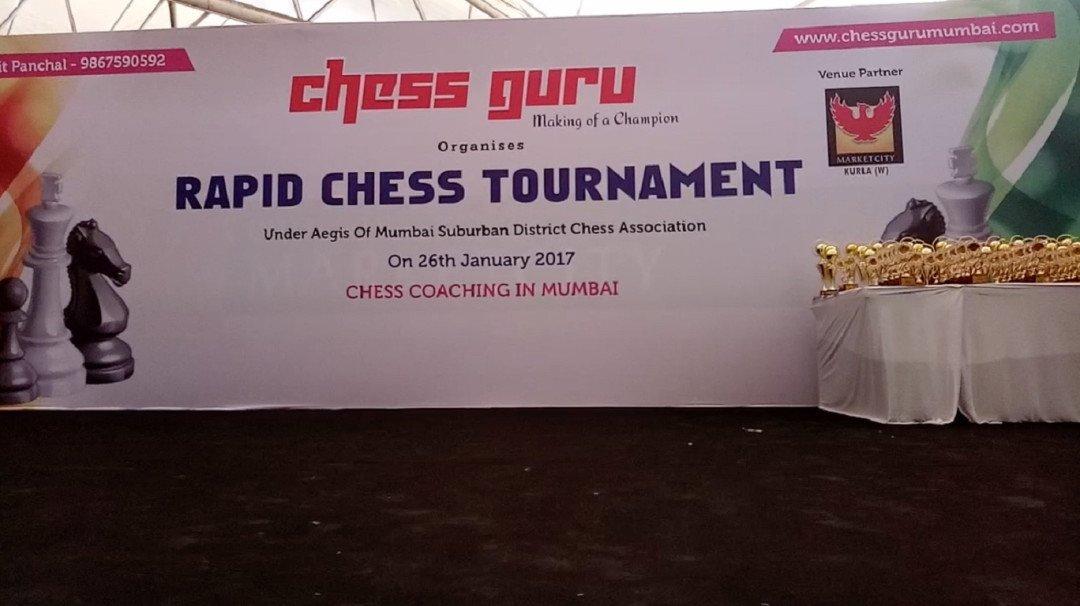 कुर्ला में संपन्न हुआ शतरंज प्रतियोगिता