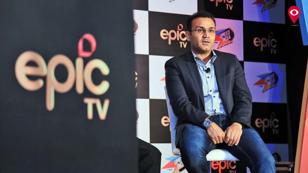 Sehwag to host a new show on EPIC TV