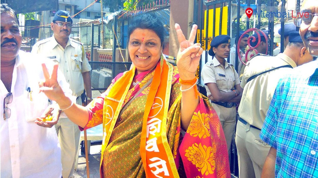Sena registers emphatic win in Dadar-Mahim