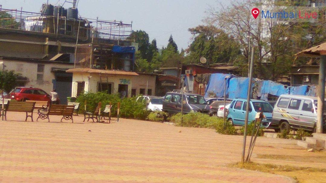 Shaheed Abdul Hameed Park in distress
