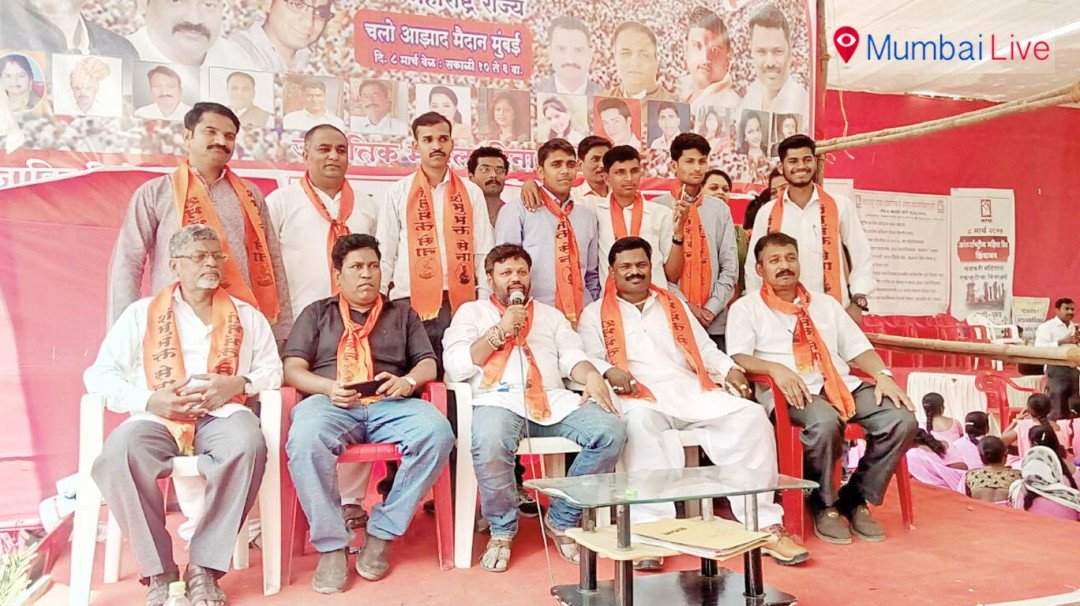 Shambhu Sena demands Prashant Paricharak's ouster