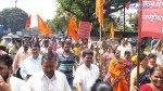 Residents protest against BMC