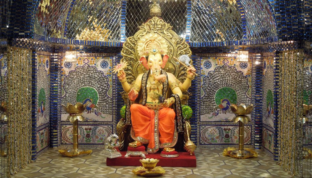 Visit Bappa but with condition