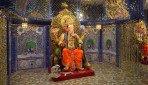 श्रींचा राजा विराजमान होतोय शीश महलात