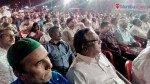 Ravindra Waikar campaigns for Sena candidate
