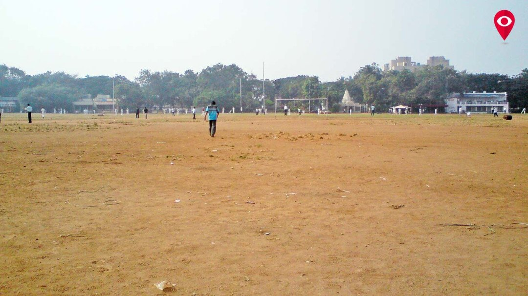 महाराष्ट्र दिनी शिवाजी पार्क उड्डाण प्रतिबंधित क्षेत्र