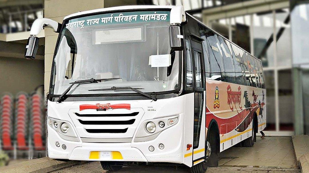 मुंबई -कोल्हापूर शिवशाही बस के समय सारिणी में होगा बदलाव