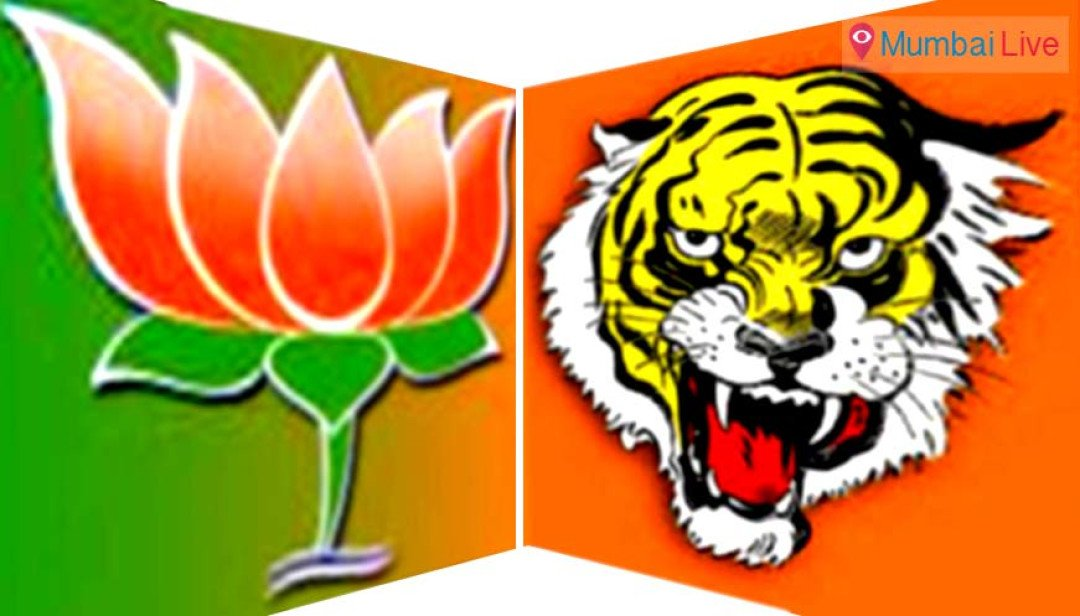 SS- BJP at loggerheads