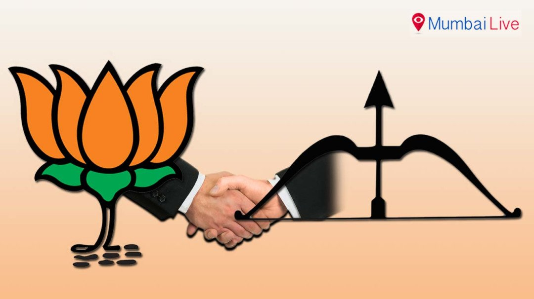 Discrete Agreement between Sena and BJP?