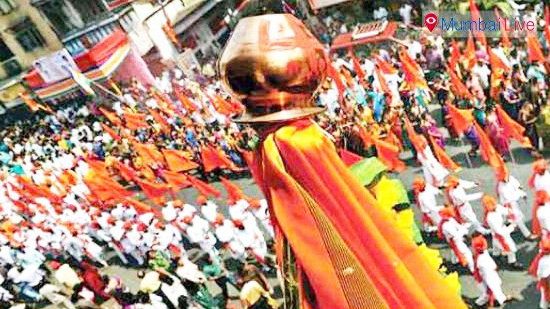 Shiv Sena organises shobha yatra on Gudi Padwa