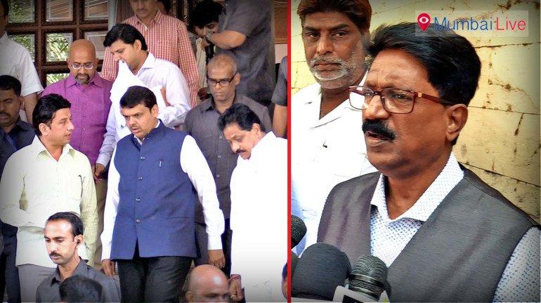 Sena MPs boycott CM's meeting