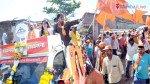 Tejasvi Ghosalkar organises victory rally