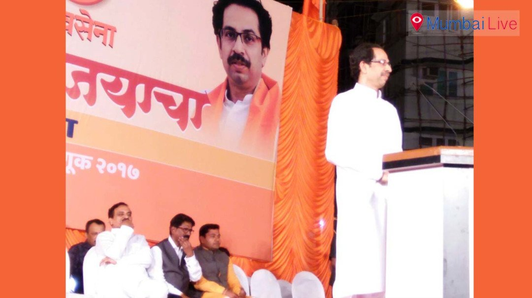 Uddhav Thackeray slams BJP