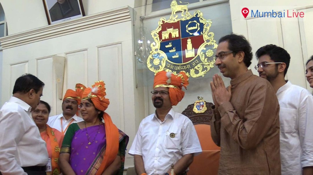 Uddhav thanks Mumbaikars