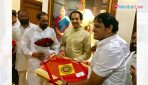Vinod Ghosalkar meets Uddhav Thackeray