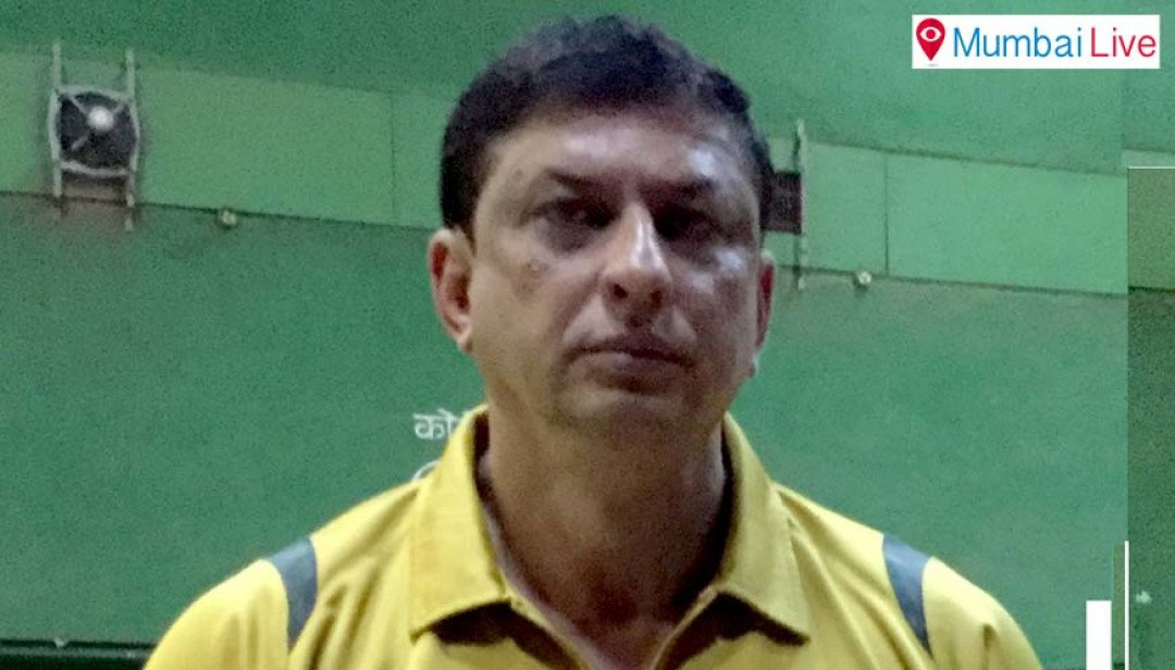 Shrikant Wad for Bangkok badminton meet