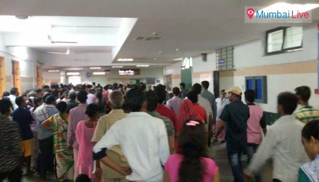 Docs at Shatabdi Hospital threaten stir