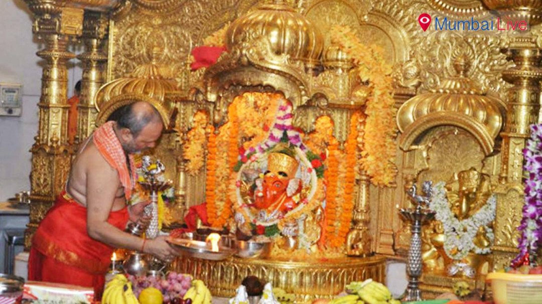 On Gudi Padwa, seek blessings of Siddhivinayak at these hours