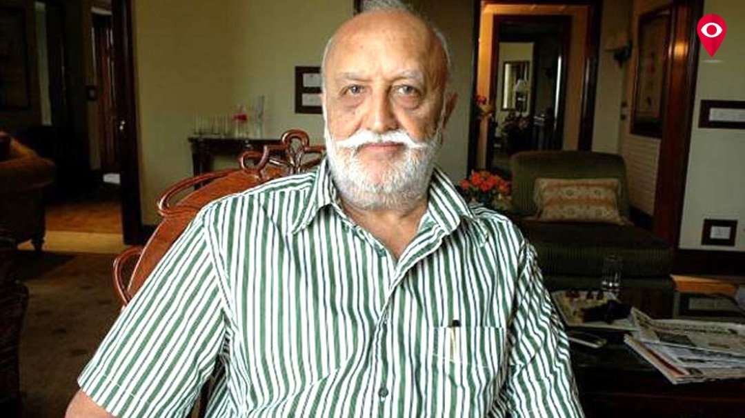 Raymond's former chairman Dr Vijaypat Singhania blames son Gautam for his poor plight