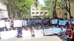 Sion hospital resident doctors on strike!