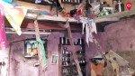 चमत्कार : घर की छत गिरी, 5 महीने के बच्चे को खरोंच तक नहीं