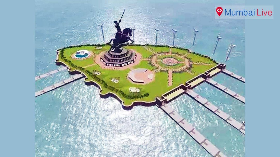 Shivaji memorial to be the tallest memorial