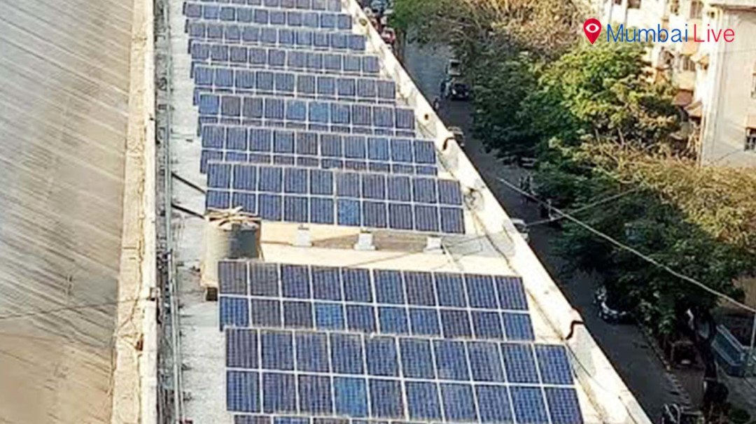 Launch of Solar Power System at Churchgate Station