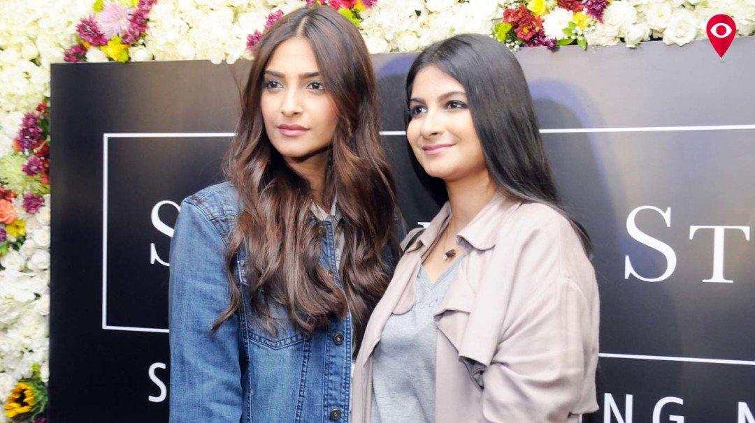 Sisters Sonam and Rhea Kapoor launch Rheson