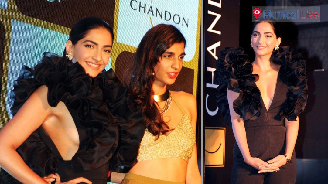 Don't call Sonam a fashionista!