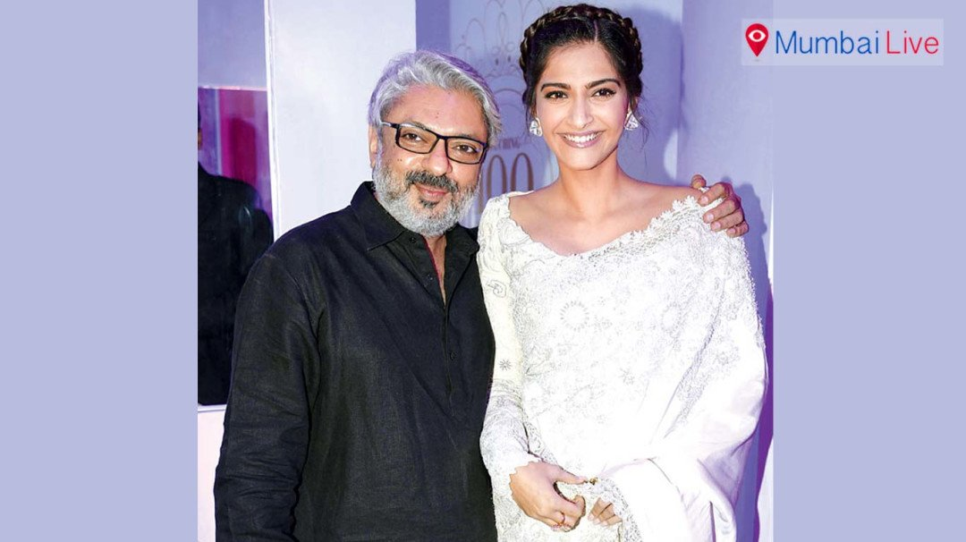 Sonam tweets in support of Bhansali