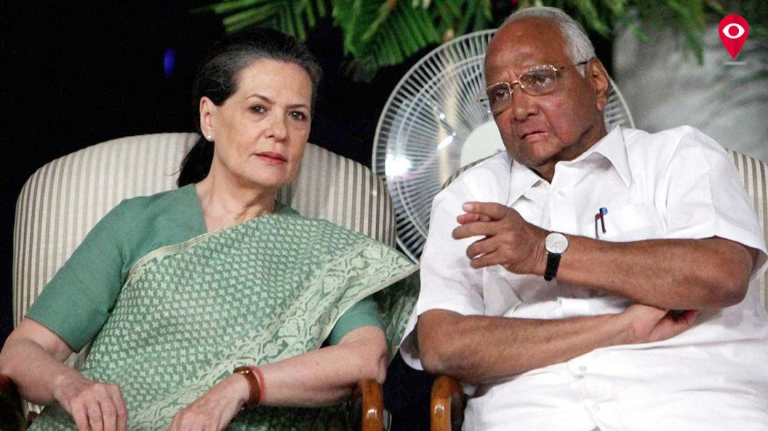Pawar as consensus candidate in President's poll: Sonia Gandhi launches campaign