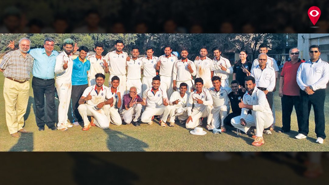 Souvenir CC, Parsee in final of Salar Jung T-20